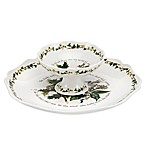 Portmeirion® Holly & Ivy 2-Piece Chip and Dip Set