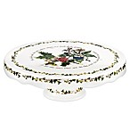 Portmeirion® Holly & Ivy Footed Cake Stand
