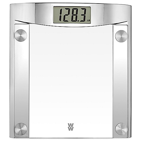 Buy Weight Watchers Digital Glass Bathroom Scale With