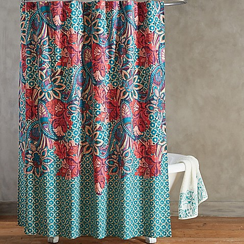 Style Lounge Shower Curtain. Matisse Shower Curtain  Bed Bath Beyond