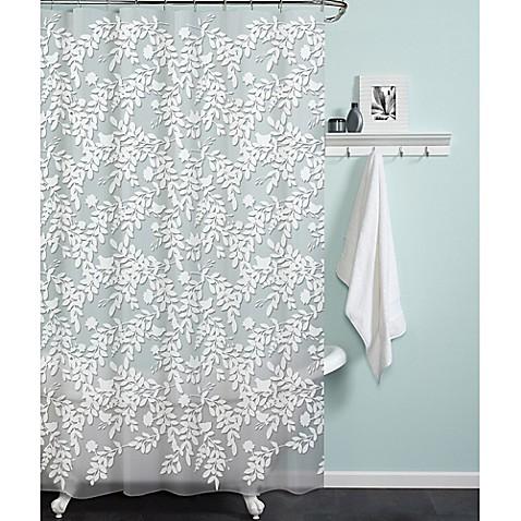 Peva Silhouette Shower Curtain Bed Bath Amp Beyond