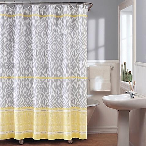 Tikal Shower Curtain Bed Bath Beyond