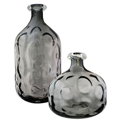 Smoked Glass Vase Bed Bath Beyond