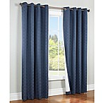 Irongate 84-Inch Insulated Blackout Grommet Window Curtain Panel in Navy
