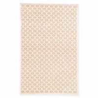 Jaipur Fables Stardust 2-Foot x 3-Foot Area Rug in Ivory/Brown