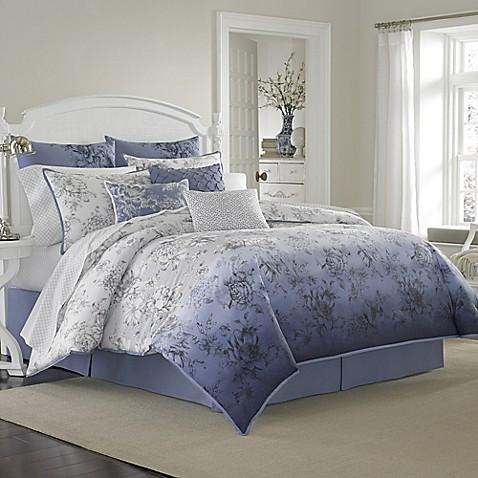 Laura Ashley 174 Delphine Comforter Set Bed Bath Amp Beyond