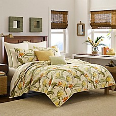 Tommy Bahama® Birds of Paradise Quilt in Coconut