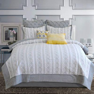 Nostalgia Home™ Piper Standard Pillow Sham