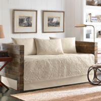 Tommy Bahama® Nassau Quilted Daybed Bedding Set in Ivory