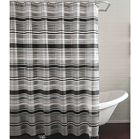 PEVA Raya Shower Curtain Bed Bath Beyond