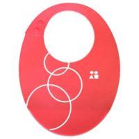 Silikids® Silibib™ Silicone Bib in Red
