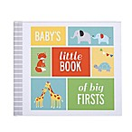 Carter's®  Baby's Little Book of Big Firsts  Memory Book