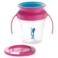 Wow Baby® Spill-Free 360-Degree 7 oz. Training Cup in Pink/Blue
