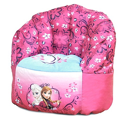 Disney 174 Frozen Bean Bag Chair Buybuy Baby