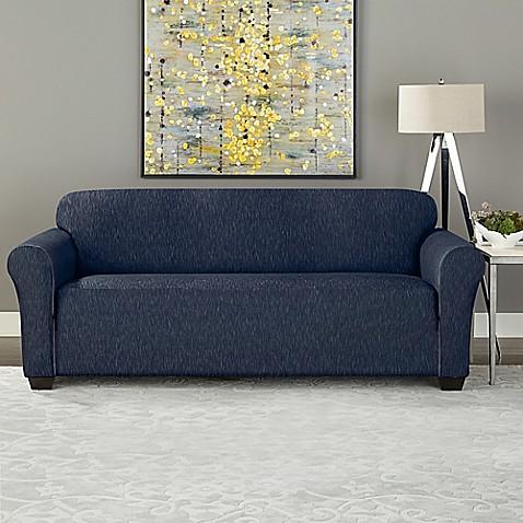 Sure Fit 174 Designer Denim Furniture Slipcover Bed Bath
