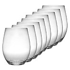 Riedel® O Cabernet/Merlot + Viognier/Chardonnay Stemless Wine Glasses Buy 6 Get 8 Value Set
