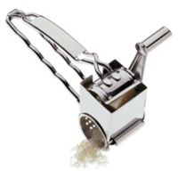 Stainless Steel Jumbo Rotary Cheese Grater