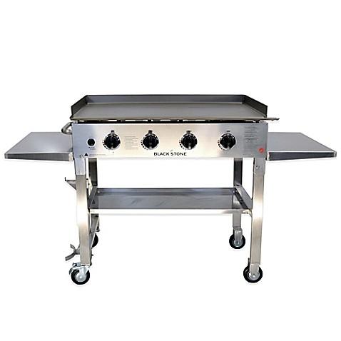 Blackstone 174 1560 Stainless Steel 4 Burner Griddle Gas