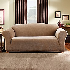 Sure Fit® Madison Stripe Sofa Slipcover