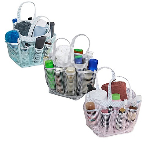 mesh shower tote bed bath amp beyond moby shower curtain bed bath amp beyond