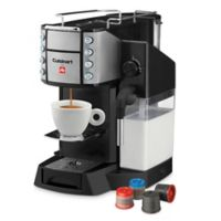 Cuisinart® Buona Tazza EM-600 Superautomatic Single Serve Espresso and Latte Coffee Machine