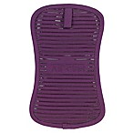 All-Clad Silicone Pot Holder in Plum