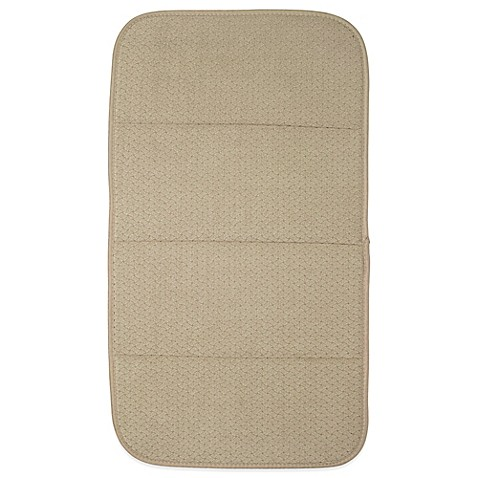 Buy All Clad Reversible Dish Drying Mat In Cappuccino From