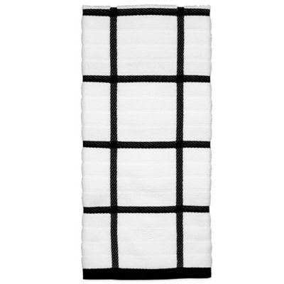 All-Clad Coordinate Kitchen Towel in Black