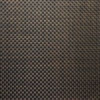 Bistro Woven Square Placemat in Ash