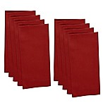 Buffet Napkins in Red (Set of 8)