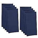 Buffet Napkins in Navy (Set of 8)