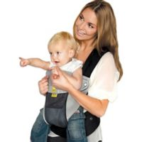 lillebaby® COMPLETE™ Airflow Baby Carrier in Grey/Silver
