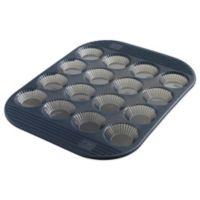 Mastrad® 16-Cavity Silicone Mini Tartlet Pan
