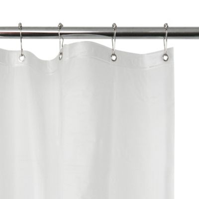 Buy Frosted Shower Curtain Liners from Bed Bath & Beyond