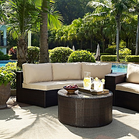 Crosley Catalina Patio Furniture Collection
