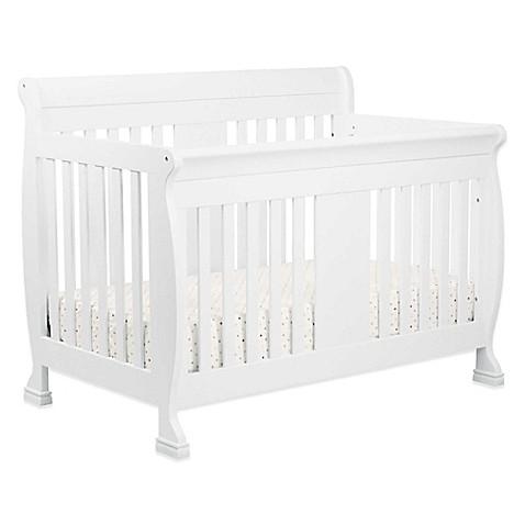 davinci porter 4 in 1 convertible crib in white buybuy baby