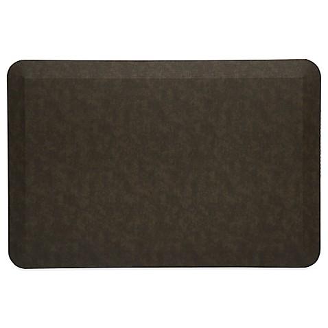 Imprint Cumuluspro 20 Inch X 30 Inch Anti Fatigue Kitchen Mat In Cocoa Bed Bath Beyond