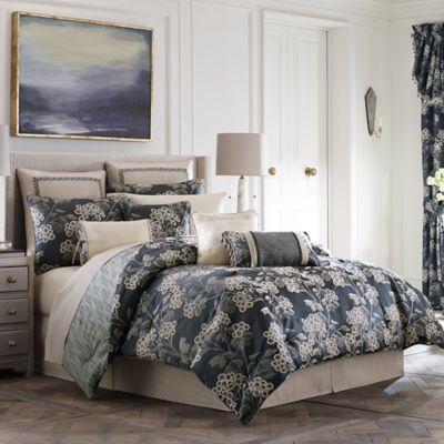 croscill paloma reversible california king comforter set