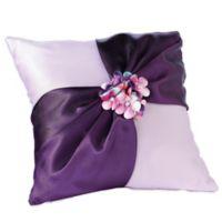 Lillian Rose™ Radiant Flower Ring Pillow