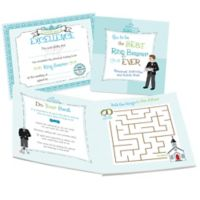 Lillian Rose™ Ring Bearer Activity Set
