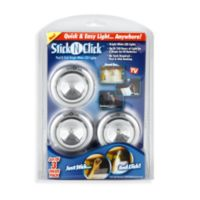 Stick N' Click Lights (Set of 3)