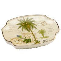Avanti Colony Palm Soap Dish