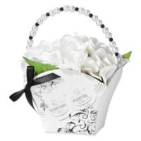 Lillian Rose™ True Love Flower Basket
