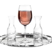 Lillian Rose™ Wine Glass and Carafes Ceremony Set