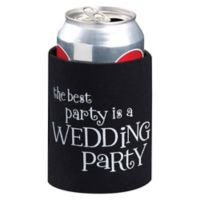 "Lillian Rose™ ""Wedding Party"" Cup Cozy"