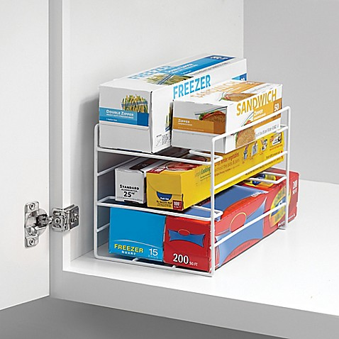 Bed Bath And Beyond Kitchen Wrap Organizer
