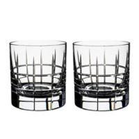 Orrefors Street Whiskey Glasses (Set of 2)