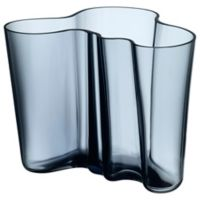 Iittala Alvar Aalto 6.25-Inch Finlandia Vase in Rain