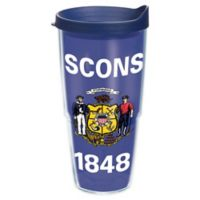 Tervis® Wisconsin State Flag 24 oz. Wrap Tumbler with Lid