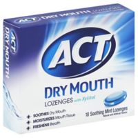 ACT® 18-Count Dry Mouth Lozenges